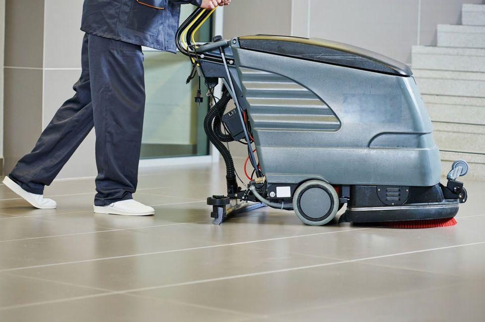 Empresas de limpieza en Madrid - pulido suelos