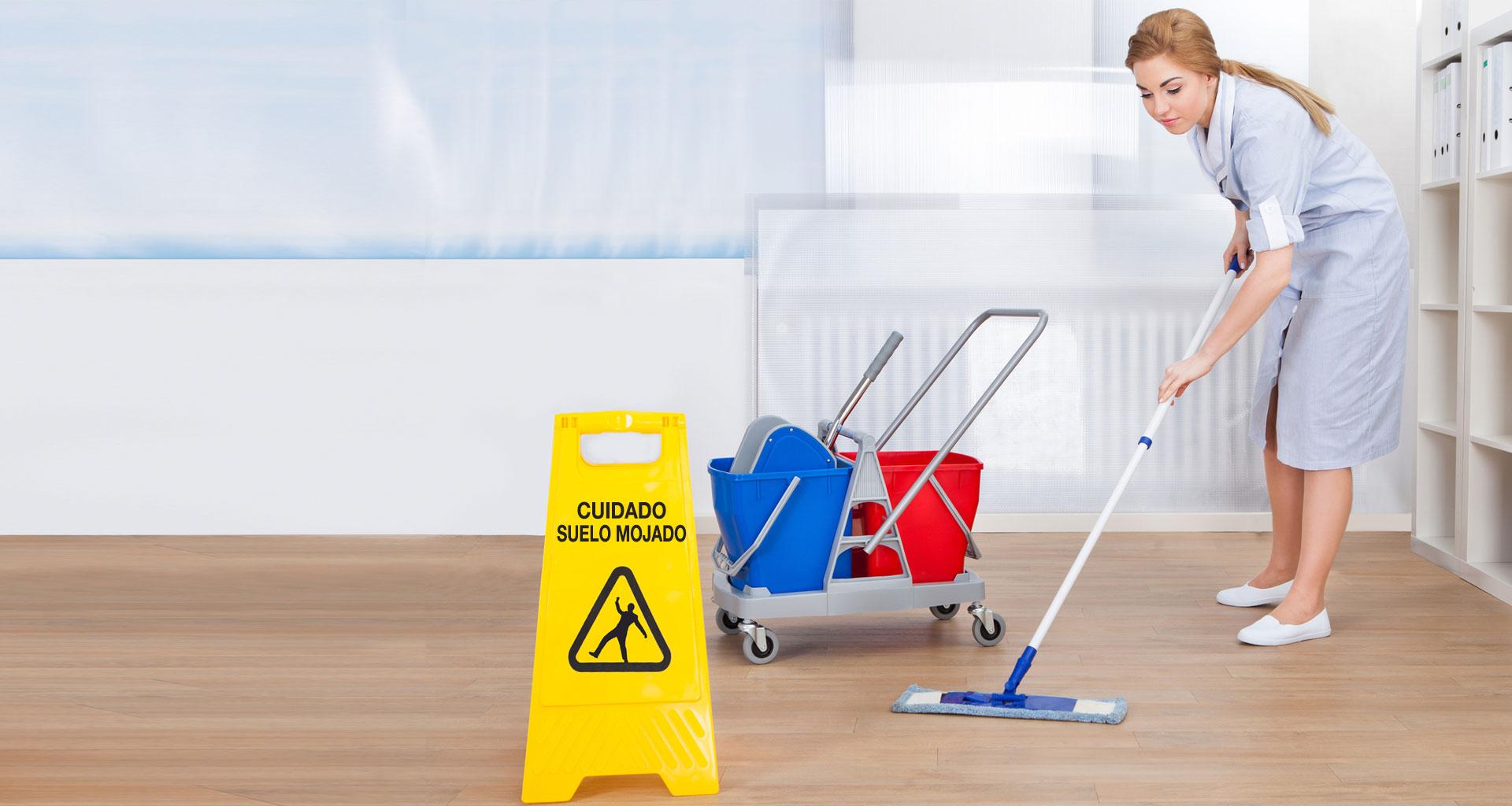 Empresa de limpieza busca personal