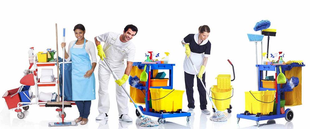 mantenimiento de comunidades limpieza
