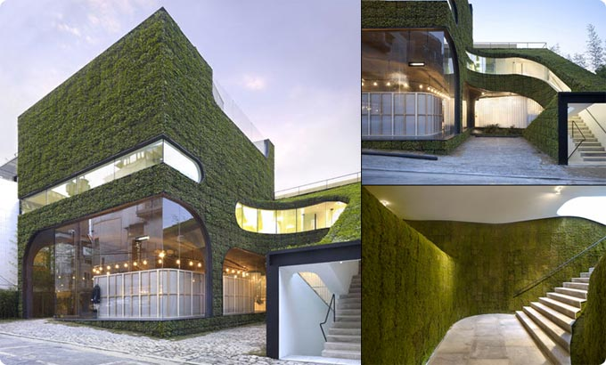jardines verticales boutique